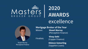 2020 Awards - Mortgage Broker of the Year